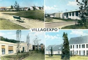 VillagExpo - Carte Postale 01